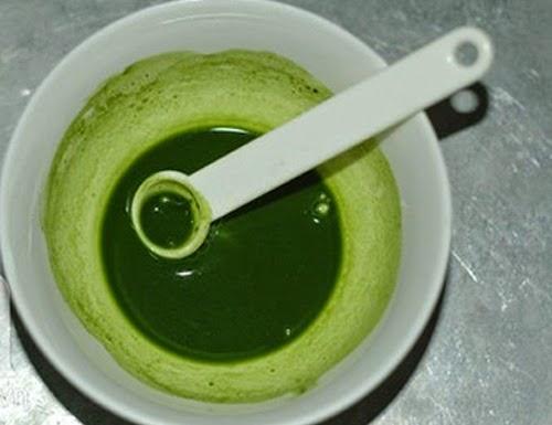 Công thức cách làm sữa chua trà xanh Lidota