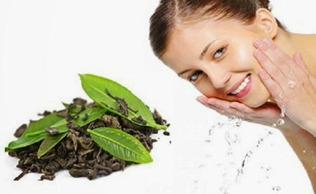 5 cách sử dụng bột trà xanh Lidota làm cho da mặt sáng hồng