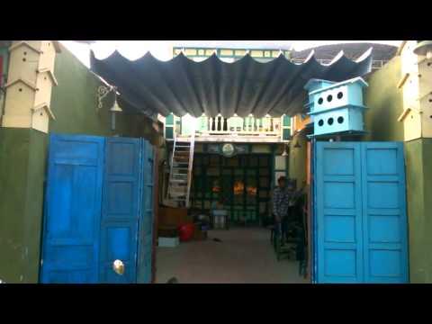 Mái xếp di dộng, mái che quán cafe, mái hiên nhà, mái tôn...