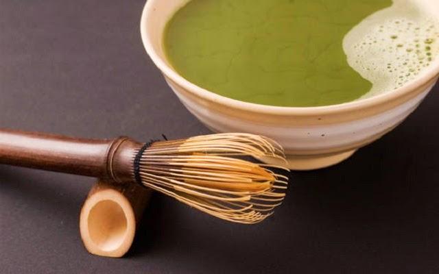 Công thức cách làm mặt nạ bột trà xanh đắp mặt