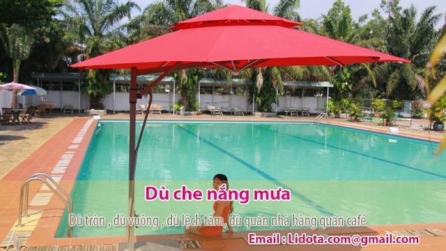 Bán dù che nắng che mưa tại Khánh Hòa
