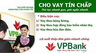 Vay tín chấp tiền mặt nhanh tại Phú Yên Bình Định